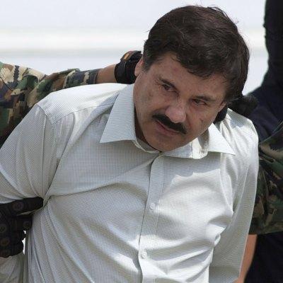 """#Extraditado: El """"Chapo"""" Guzmán dormirá esta noche en una cárcel de los EE. UU."""