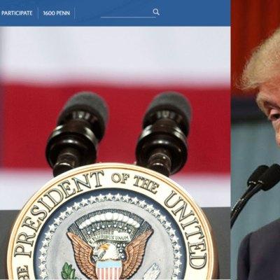 Eliminar el sitio en español de la Casa Blanca es una estupidez