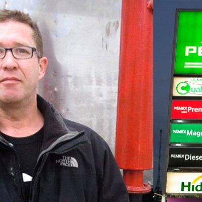 Mexicano inventa máquina para producir gasolina con desechos plásticos