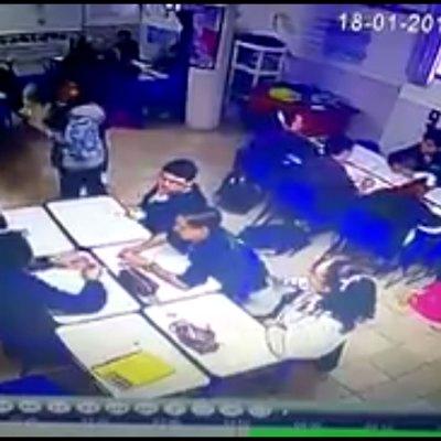 #SucedióEnMéxico: Niño dispara en salón de clases a sus compañeros y maestra