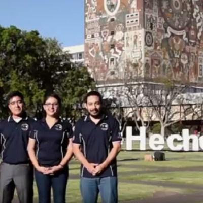 5 estudiantes mexicanos muestran que tienen ganas de triunfar