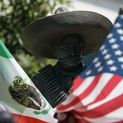 Estatua de Emiliano Zapata
