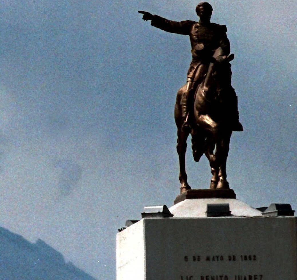 Estatua de Ignacio Zaragoza