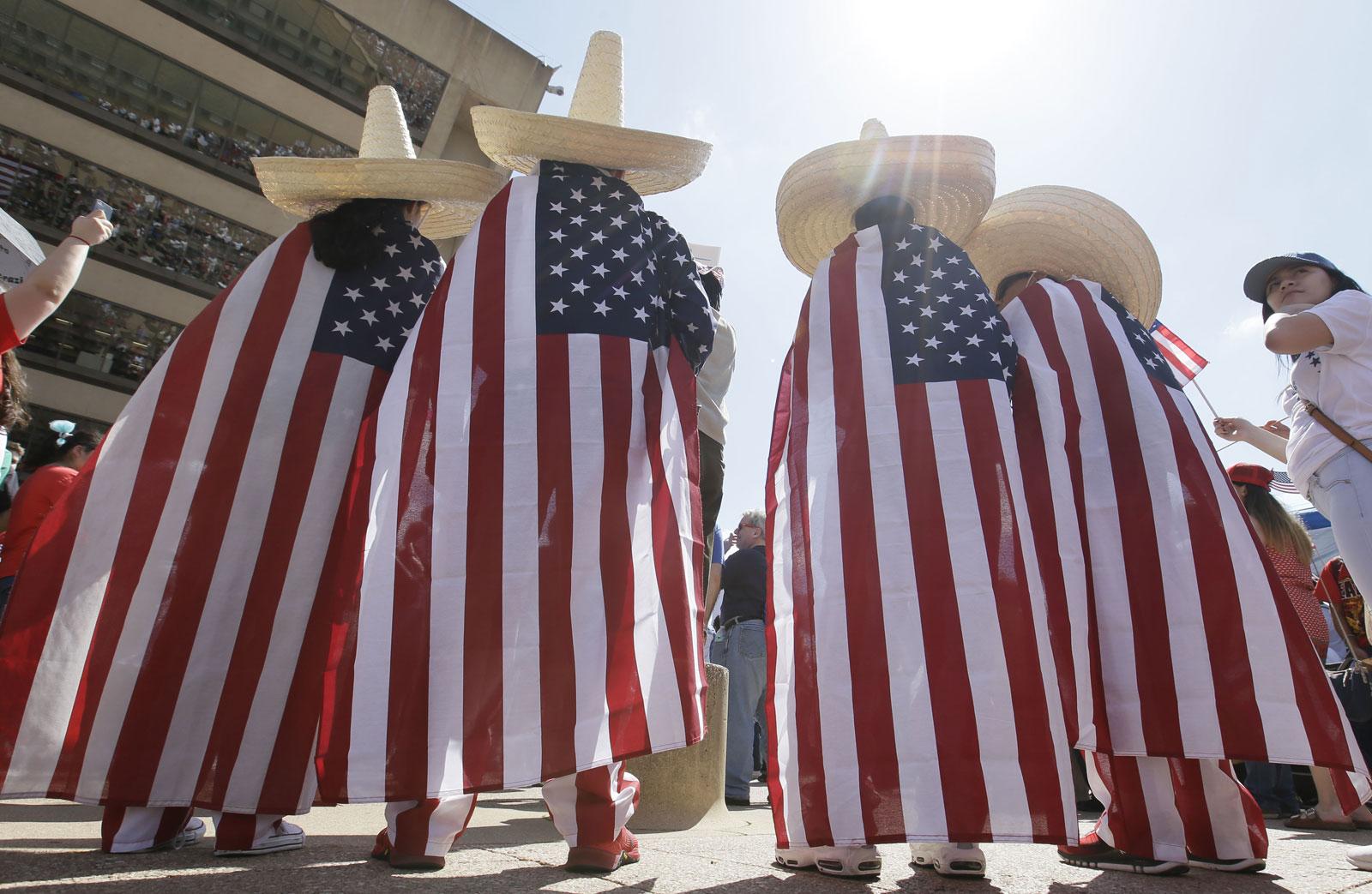 Mega marcha Dallas, Texas