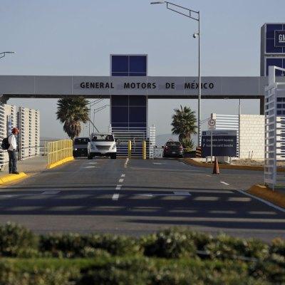 Planta General Motors en México