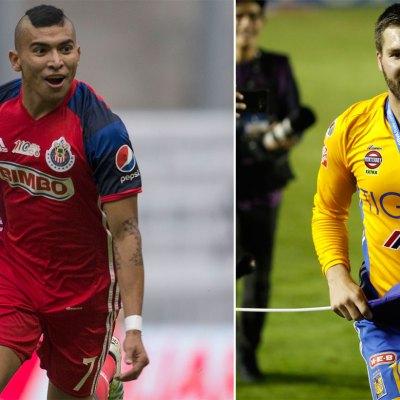 Chivas vs Tigres final liga mx
