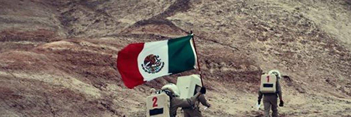 Yair Piña López estudiante de la UNAM