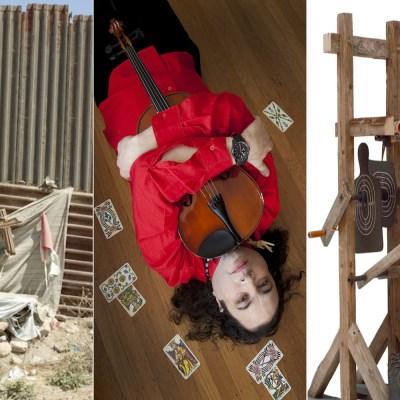 Exposición de sonidos e historias de la frontera.