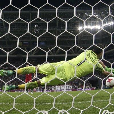 #Picante: Chile mandó a casa a Cristiano Ronaldo y compañía