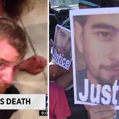 #Inhumanos: Policía de Houston y su esposo, asesinan a mexicano afuera de un restaurante (EXPLÍCITO)