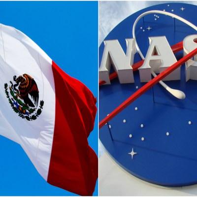 Mexicana llega a la NASA.