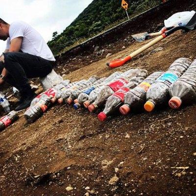 #IngenioMexicano: Casas temporales de PET y bambú para damnificados