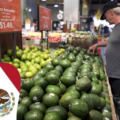 #Delicioso: México ya es el principal proveedor de alimentos de EE. UU.