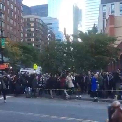 #PrayForNewYork: Ataque en el Bajo Manhattan deja 8 muertos