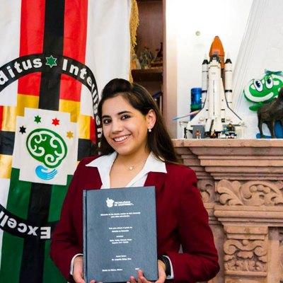#NiñaGenio: La psicóloga más joven del mundo es mexicana y a sus 16 ya tiene maestría