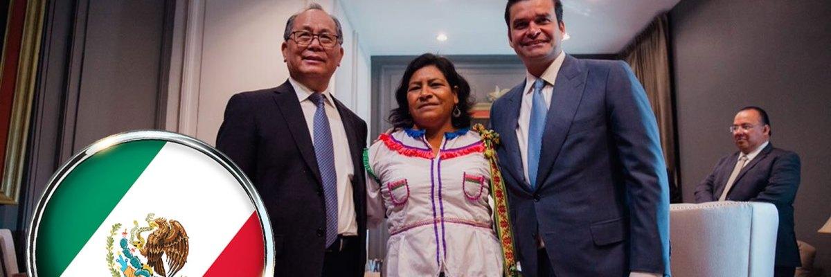 #Histórico: Es indígena cora y ya es rectora de una importante universidad