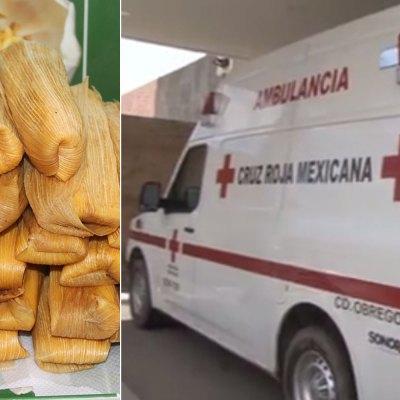 #SoloEnMéxico: Mujer se zampó 20 tamales en estas fiestas.., y terminó en el hospital
