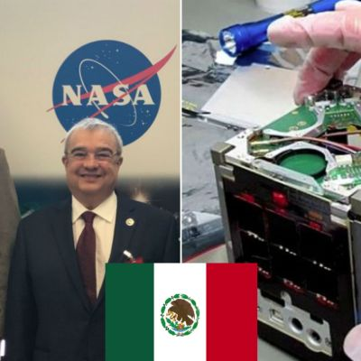 La NASA aprueba lanzamiento de l primer nanosatélite 100 % mexicano