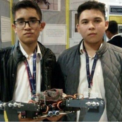 Mexicanos crean robot para ayudar a niños con capacidades mexicanas
