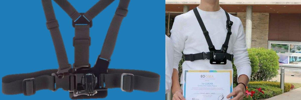 A sus 17 años lleva a Silicon Valley un invento que cambiará la vida de los ciegos