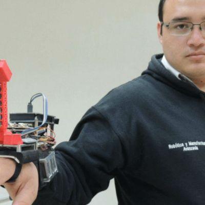 #Brillantes: Mexicanos diseñan robots y videojuegos para rehabilitar a niños