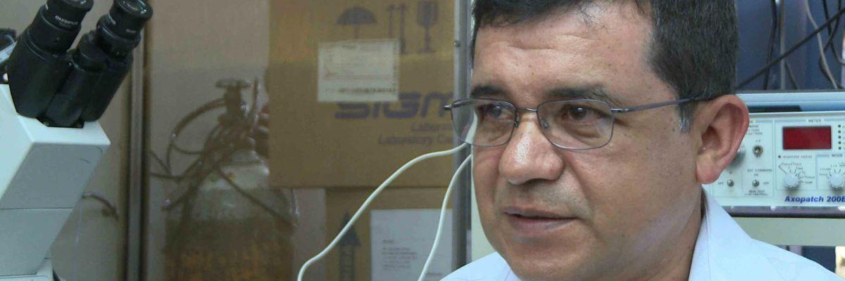 Mario Alberto García Ramírez, doctor investigador de la Universidad de Guadalajara