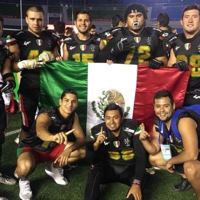 #Titanes: México tricampeón del Mundial de Fútbol Americano Universitario