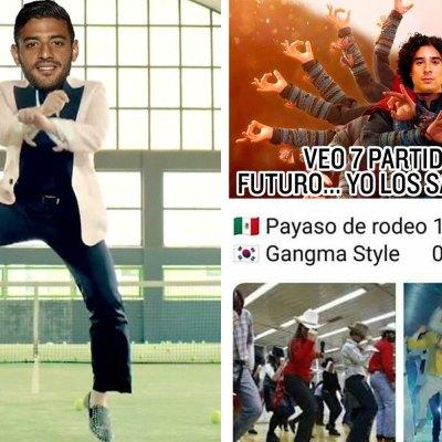 #Memes: México bailó un zapateado sobre Corea del Sur