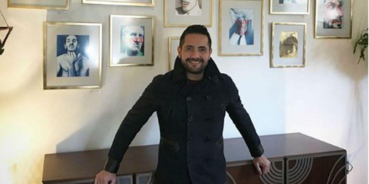 Artista mexicano - Gildo Medina para Louis Vuitton