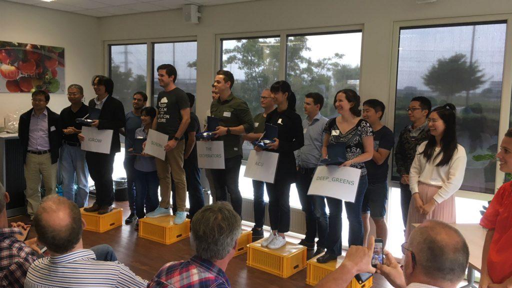 Estudiantes mexicanos ganan competencia de invernaderos