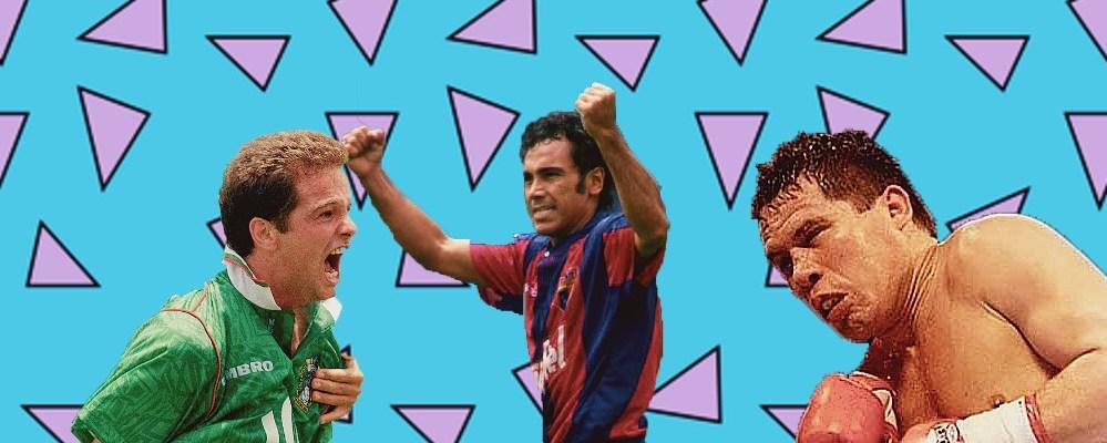 5 momentos de mexicanos que la rompieron hace 25 años