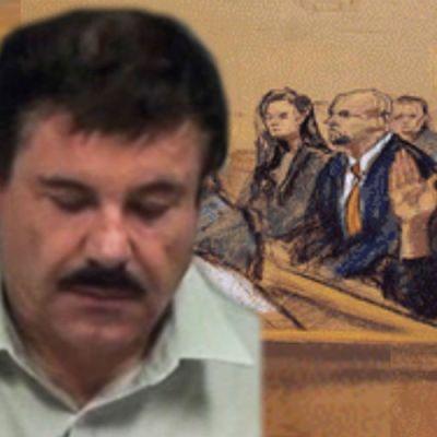La reacción de Emma Coronel tras escuchar el veredicto de 'El Chapo' Guzmán