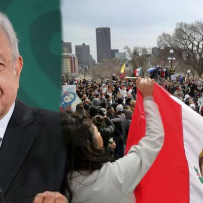 AMLO defiende a los migrantes y manda mensaje al gobierno de Estados Unidos