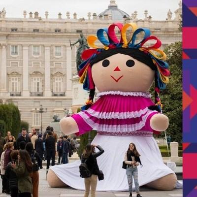 La muñeca mexicana Lele está rompiendo paradigmas en Europa