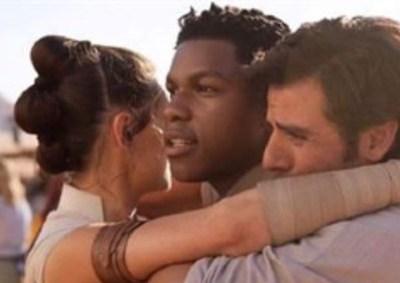 Lanzan avance de Star Wars 9