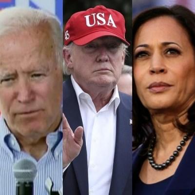 Los rivales que dejarían fuera de la presidencia a Trump
