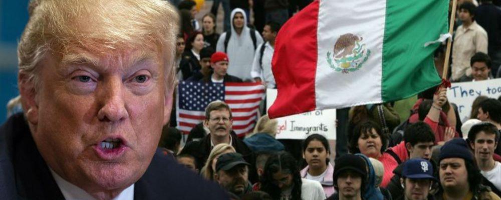 El dato que Trump tal vez no sabia de los migrantes mexicanos en Estados Unidos