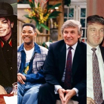 Los famosos que han estado con Trump y los que lo apoyan
