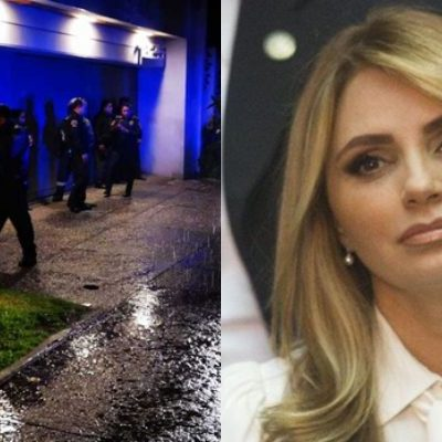 """¡Increíble! Se metieron a robar a la famosa """"Casa Blanca"""" de Angélica Rivera"""