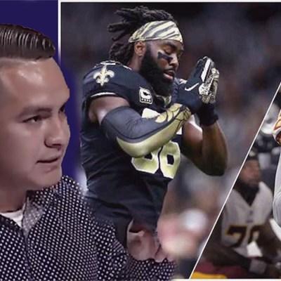 Jugadores de la NFL pagan fianza para liberar a migrante detenido por la migra