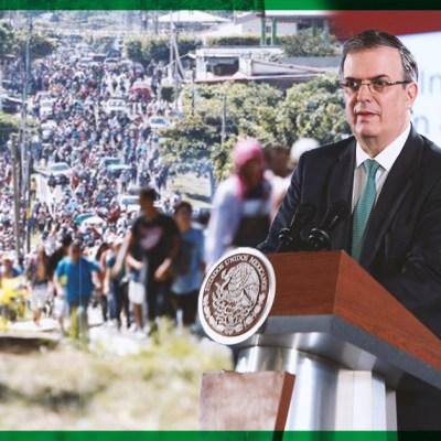 Se cumple el plazo con EU y esto es lo que México ha hecho con el plan migrante