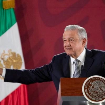 """Pide presidente de México que T-MEC no sea un """"rehén político"""""""