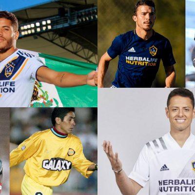 """Estos han sido los MEXICANOS que han jugado en el Galaxy antes que """"Chicharito"""""""