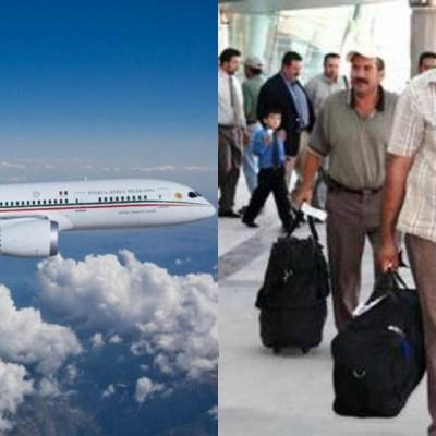 Mexicanos en el extranjero podrán comprar boletos para rifa del Avión Presidencial