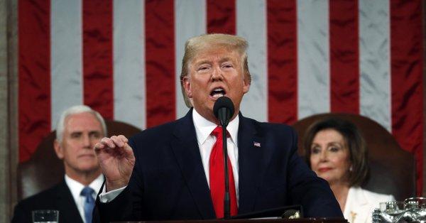Trump se sale con la suya; Senado de EUA lo absuelve del Juicio Político