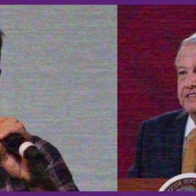 Diego Luna reprocha al gobierno de México por actuar ante el Covid-19