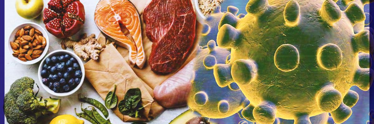 Alimentos que te ayudaran a combatir al Covid-19 y las enfermedades respiratorias
