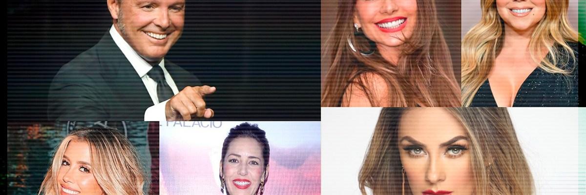 Estas son las mujeres que han marcado los 50 años de Luis Miguel