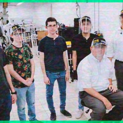 Estudiantes desarrollan respirador de bajo para atender a pacientes con Covid-19