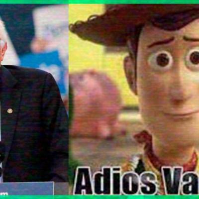 ¡No Puede Ser! Bernie Sanders deja la campaña por la candidatura demócrata a la presidencia